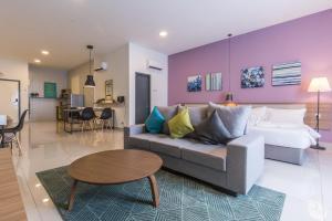 Da Men Suites, Apartmanok  Subang Jaya - big - 45