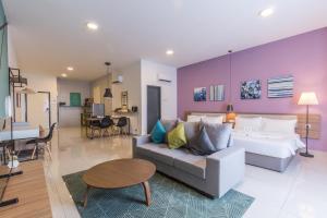 Da Men Suites, Apartmanok  Subang Jaya - big - 46