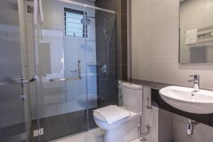 Da Men Suites, Apartmanok  Subang Jaya - big - 49