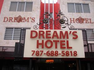 Nearby hotel : Dreams Hotel Puerto Rico