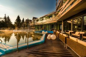 Hotel Galeria Thermal Bešenová