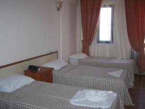 Golden Beach Hotel, Hotels  Didim - big - 9
