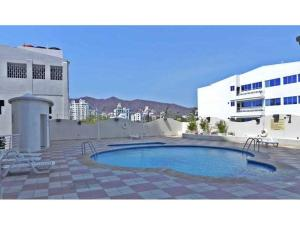 Apartamento Rodadero 24, Apartments  Santa Marta - big - 7