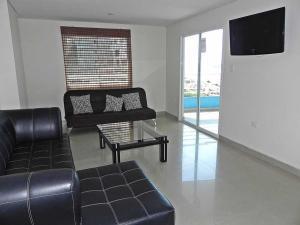 Apartamento Rodadero 24, Apartments  Santa Marta - big - 5