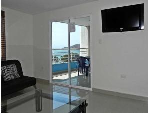 Apartamento Rodadero 24, Apartments  Santa Marta - big - 2