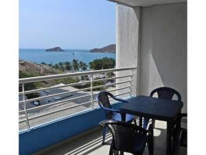 Apartamento Rodadero 24, Апартаменты  Санта-Марта - big - 3