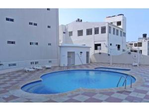 Apartamento Rodadero 24, Apartments  Santa Marta - big - 4