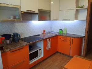 Apartment on Prostornaya 87, Apartmány  Yekaterinburg - big - 9