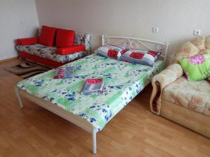 Apartment on Prostornaya 87, Apartmány  Yekaterinburg - big - 5
