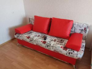 Apartment on Prostornaya 87, Ferienwohnungen  Jekaterinburg - big - 18