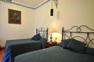 Сан-Мигель-де-Альенде - Hotel Mansion Virreyes