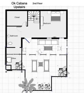Ok Cabana Negombo, Apartments  Negombo - big - 14