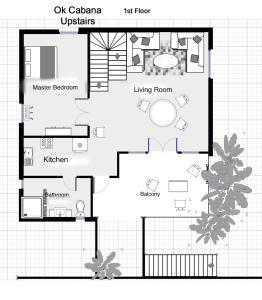 Ok Cabana Negombo, Apartments  Negombo - big - 13