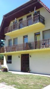 Apartmanhaz Balatonfenyves