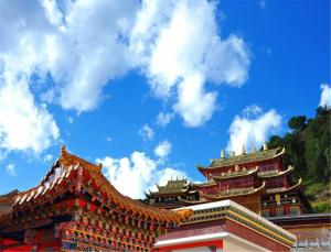 Zhagana Najia Stone Gate Yuanshengtai Hotel, Hotely  Tewo - big - 9