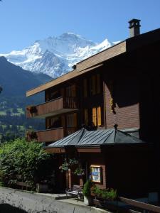 Hotel Bellevue-Wengen