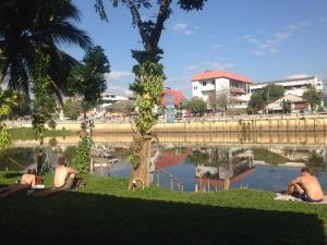 Ban Narai River Guesthouse, Panziók  Csiangmaj - big - 21