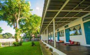 Ban Narai River Guesthouse, Panziók  Csiangmaj - big - 33
