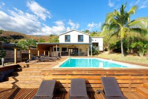 Villa Papangue, Vily  Saint-Leu - big - 2
