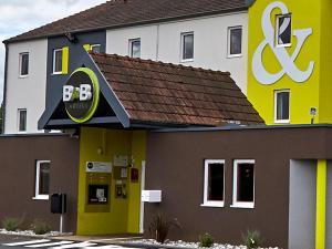 B&B Hôtel Dijon Nord Zenith