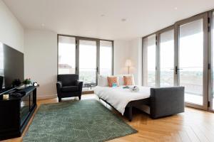The West Hampstead Loft, Apartments  London - big - 14