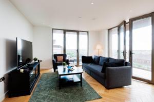 The West Hampstead Loft, Apartments  London - big - 12