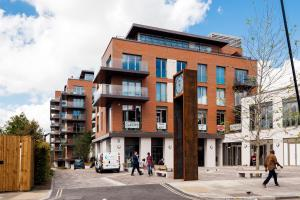 The West Hampstead Loft, Ferienwohnungen  London - big - 5