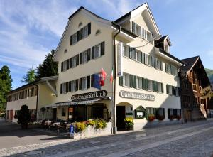 Gasthaus Skiklub - Accommodation - Andermatt