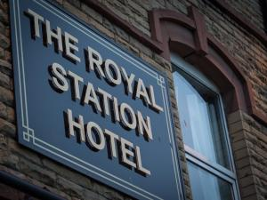 The Royal Station Hotel, Отели  Carnforth - big - 10