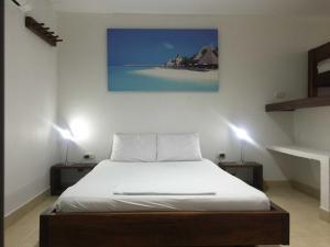 Cabañas La Fragata, Aparthotels  Coveñas - big - 14