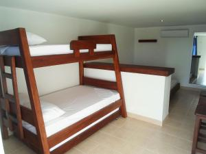 Cabañas La Fragata, Aparthotels  Coveñas - big - 7