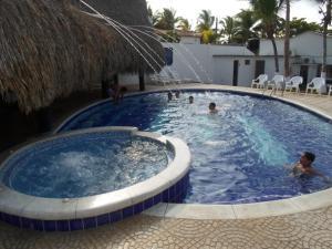 Cabañas La Fragata, Apartmánové hotely  Coveñas - big - 5