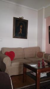 Sunny Quiet Apt, Апартаменты  Салоники - big - 14