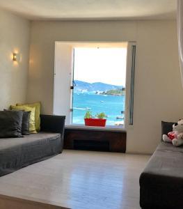 Il Quadro Sul Mare, Апартаменты  Портовенере - big - 6