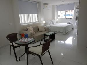 Espectaculares Vistas, Edificio Nautilus, Barrio El Laguito., Апартаменты  Картахена - big - 50