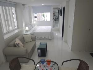 Espectaculares Vistas, Edificio Nautilus, Barrio El Laguito., Апартаменты  Картахена - big - 42