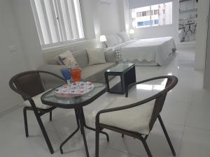 Espectaculares Vistas, Edificio Nautilus, Barrio El Laguito., Апартаменты  Картахена - big - 41