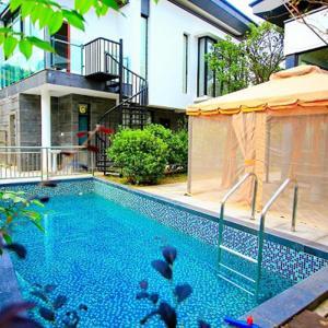 Conghua Mingyue Shanxi Villa, Vily  Conghua - big - 13