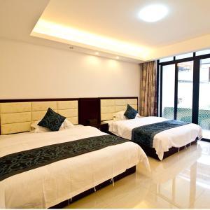 Conghua Mingyue Shanxi Villa, Vily  Conghua - big - 14