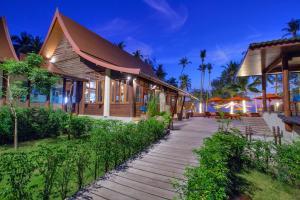 Koh Kood Paradise Beach, Rezorty  Ko Kood - big - 74