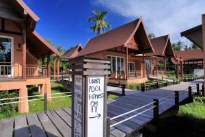 Koh Kood Paradise Beach, Rezorty  Ko Kood - big - 54