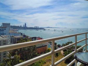 View Talay 6 Luxury Condo, Appartamenti  Pattaya centrale - big - 28