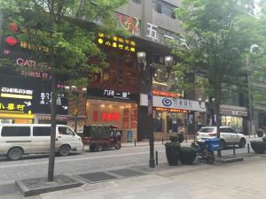 Live Youth Hostel, Hostely  Chongqing - big - 20