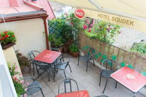 Hotel Soudek, Hotel  Poděbrady - big - 32