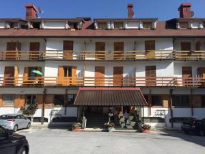 Appartamento Rivisondoli, Apartmanok  Rivisondoli - big - 20