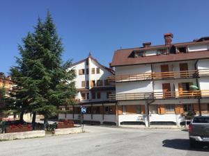 Appartamento Rivisondoli, Apartmanok  Rivisondoli - big - 21