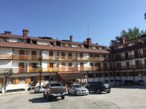 Appartamento Rivisondoli, Apartmanok  Rivisondoli - big - 22