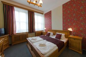 Hotel Soudek, Hotel  Poděbrady - big - 16