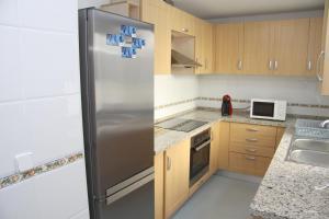 (M.M.AYA33) Apartamento Maria Zambrano, Apartmanok  Málaga - big - 14