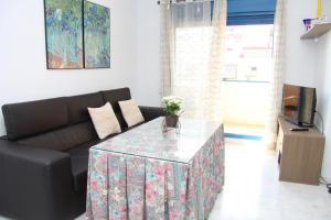 (M.M.AYA33) Apartamento Maria Zambrano, Apartmanok  Málaga - big - 9
